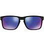 Oakley Holbrook Sunglasses - Matte Black/Positive Red Iridium