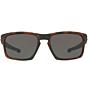 Oakley Sliver Sunglasses - Matte Brown Tortoise/Warm Grey