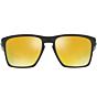 Oakley Sliver XL Sunglasses - Matte Black/24K Iridium