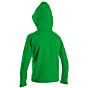 O'Neill Toddler Skins Hooded Long Sleeve Rash Tee - Clean Green