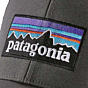 Patagonia P-6 LoPro Trucker Hat - Forge Grey