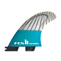 FCS II Fins Performer PC Carbon Replacement Center Fin - Large
