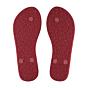 Roxy Women's Antilles Sandals - Pink Carnation - Sole