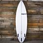 Pyzel Ghost 6'5 x 20.38 x 3 Surfboard - Bottom