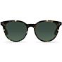 Raen Women's Norie Sunglasses - Brindle Tortoise/Green