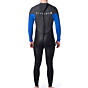 Rip Curl Omega 4/3 Back Zip Wetsuit - Blue