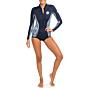 Rip Curl Women's G-Bomb 1mm Bikini Cut Long Sleeve Spring Wetsuit