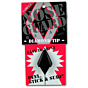 Surfco Hawaii Diamond Tip Shortboard Nose Guard - Black