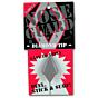 Surfco Hawaii Diamond Tip Shortboard Nose Guard - Grey