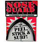 Surfco Hawaii Longboard Nose Guard - Black