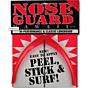 Surfco Hawaii Longboard Nose Guard - Red