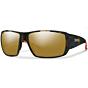 Smith Guide's Choice Polarized Sunglasses - Howler Matte Tortoise/Chromapop Bronze