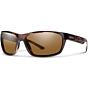 Smith Redmond Polarized Sunglasses - Tortoise/Chromapop Brown
