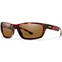 Smith Ridgewell Polarized Sunglasses - Tortoise/Techlite Brown