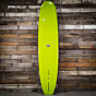 CJ Nelson Designs The Sprout Thunderbolt 9'2 x 23 x 3 Surfboard - Army - Bottom