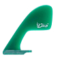 True Ames Fins 7.25'' Greenough Stage 6 Fin - Green