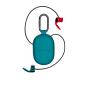 Surf Ears 3.0 Ear Plugs - Storage Case