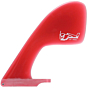 True Ames Fins 7.25'' Greenough Stage 6 - Red