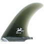 True Ames Fins 8'' Wayne Rich Power Fin - Smoke