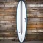 Torq Mod Fun TET-CS 7'6 x 21 1/2 x 2 7/8 Surfboard - Bottom