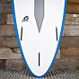 Torq Mod Fun TET-CS 7'6 x 21 1/2 x 2 7/8 Surfboard - Fins