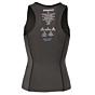 Patagonia Women's R1 Lite Yulex 1.5mm Front Zip Vest - Black
