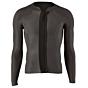 Patagonia R1 Lite Yulex 1.5mm Front Zip Long Sleeve Jacket - Black