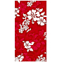 Wet Products Hibiscus Beach Towel - Red