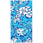 Wet Products Hibiscus Beach Towel - Turquoise