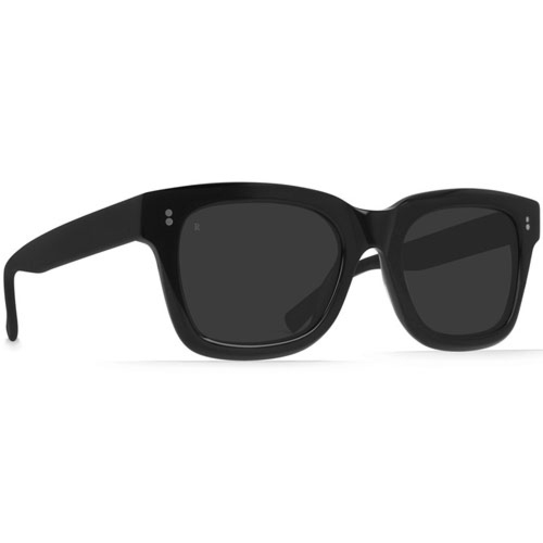 Raen Gilman Sunglasses - Black/Smoke