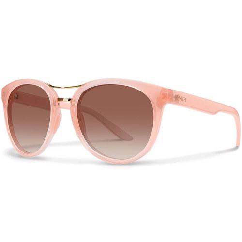 Smith Women's Bridgetown Sunglasses - Blush/Sienna Gradient