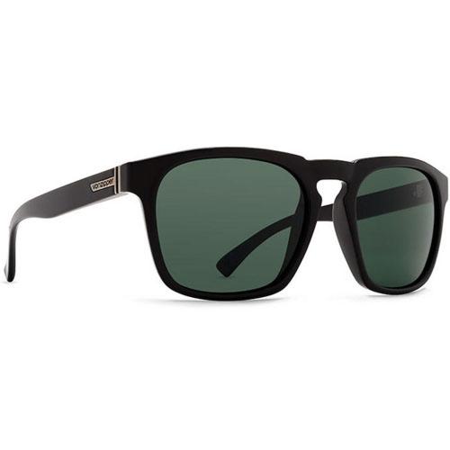 Von Zipper Banner Sunglasses - Black Gloss/Vintage Grey